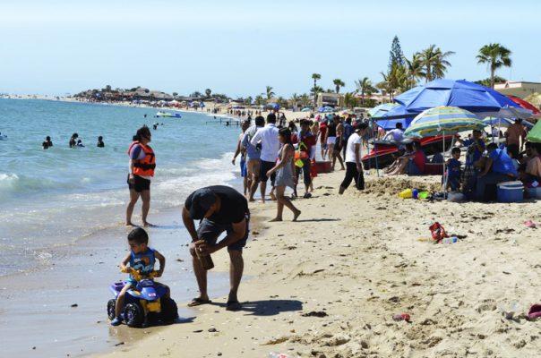 Reforzará Alcoholes vigilancia en playas de Sonora