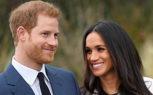 De cuento de hadas: conoce las invitaciones para la boda del príncipe Enrique y Meghan Markle