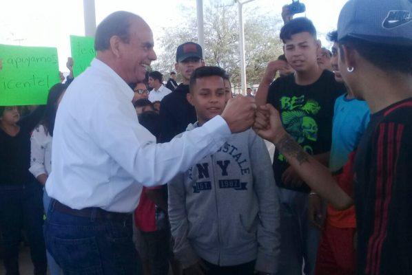 Vicente Solís es ya candidato por la diputación local distrito 08