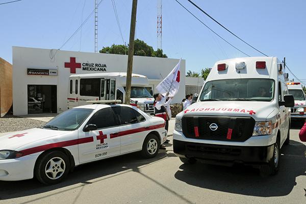 Atiende Cruz Roja 324 casos en Bahía de Kino