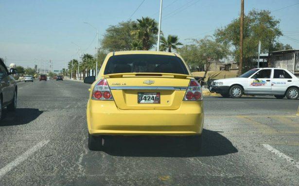 Circulan 250 mil automóviles 'chuecos' en Sonora