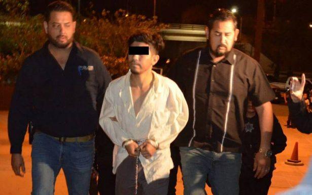 Trasladan a Mexicali a presunto asesino de Valeria detenido en Sonoyta