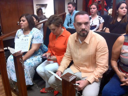 Carlos León se registra como candidato a la alcaldía por MC