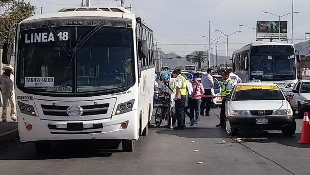 Muere otro ciclista atropellado en el bulevar Solidaridad