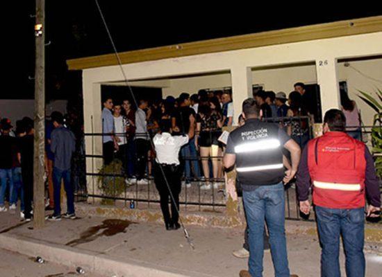 Imponen fuerte multa a casa en El Malecón por fiesta masiva