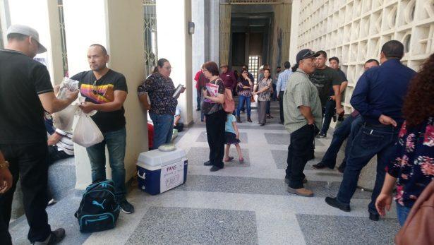 [Galería] Votan sindicatos de Unison para decidir si se emplaza a huelga