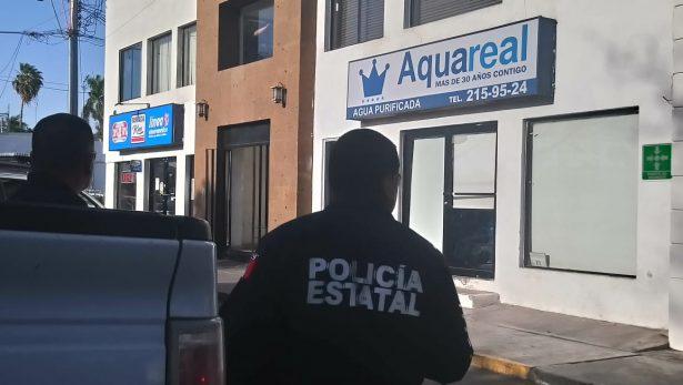 Balean a joven empleado en el bulevar Morelos