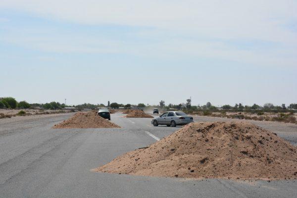Sonora: inhabilita Ejército aeropista ilegal
