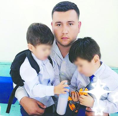 Recibirán seguro de vida familia de oficial caído en el Poblado Miguel Alemán