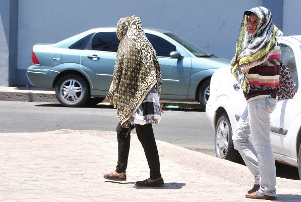Pronostican tolvaneras y temperaturas calurosas para Sonora