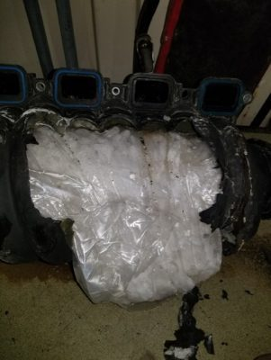 Frustran contrabando de metanfetamina en la frontera