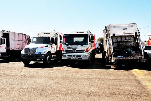 Evidencian fuertes fallas en recolección de basura