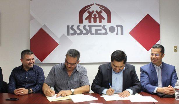 Acuerdan Isssteson y sindicato lineamientos para asignación de bases