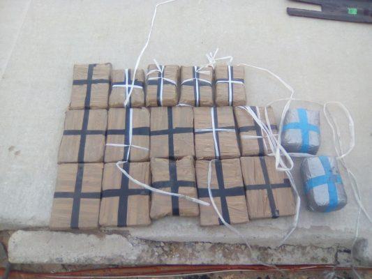 Sonora: Aseguran más heroína y fentanilo oculto en automóvil