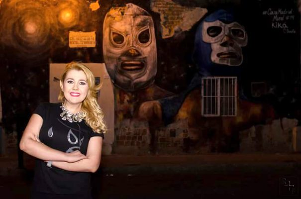 El arte urbano de Jessica Carvajal