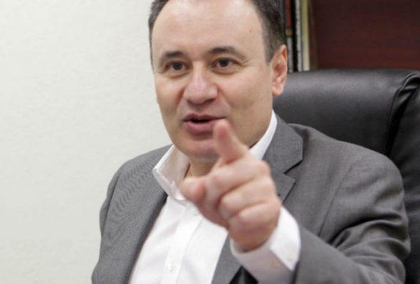 Eran cuatro candidatos contra AMLO: Alfonso Durazo
