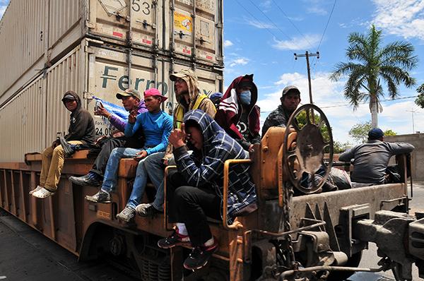 Solicitan migrantes quedarse en Sonora