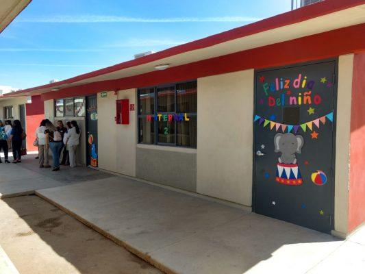 [Galería] Construyen Centro de Desarrollo Infantil en la colonia Ley 57