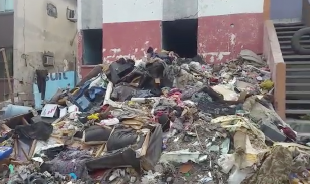 [Video] Denuncian vivienda de la Nuevo Hermosillo como foco de infección