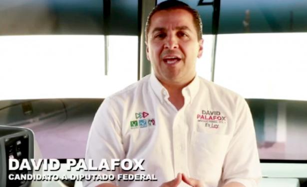 [VIDEO] Acepta y agradece David Palafox reclamo de la ciudadanía