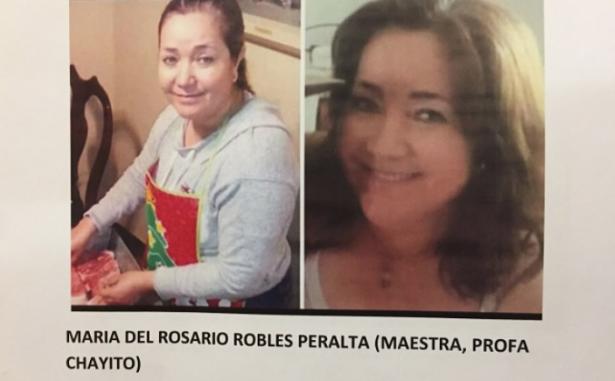 Localizan a profesora extraviada en Hermosillo