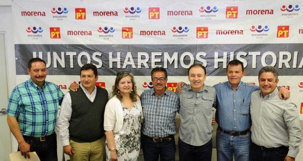 Renuncian 90 militantes del PAN Sonora para unirse a Morena