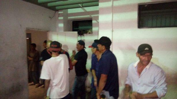 Detiene la Policía municipal a 11 personas en la colonia Centenario