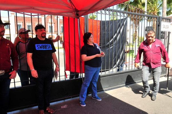 No estalló la huelga, es un paro ilegal: Rectoría