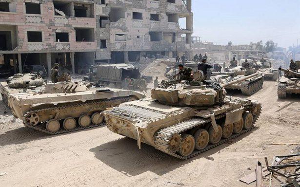 Atacan a equipo de la ONU que investiga ataque químico en Duma, Siria