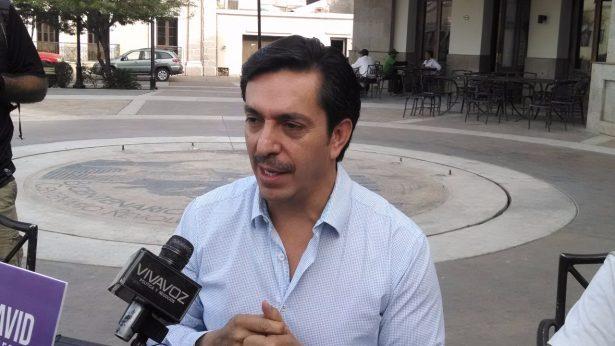 Envía David Figueroa al TEPJF irregularidades cometidas por el IEE