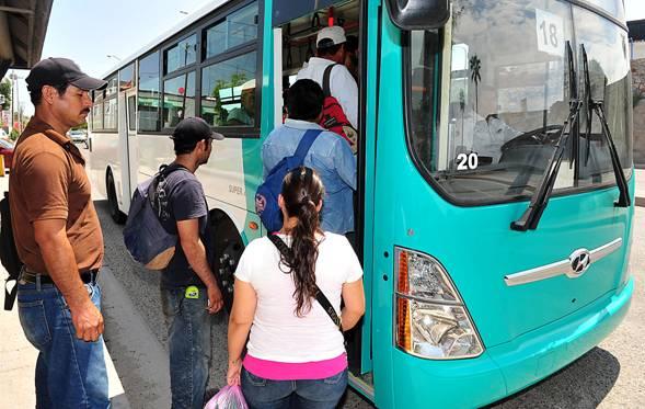 Hay un retroceso en la calidad del servicio del transporte: CCT