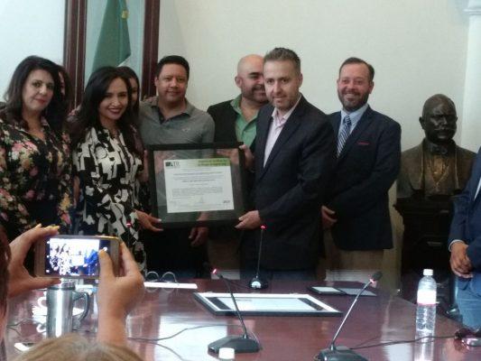 Certificación ISO 9001 2015 para la oficina del Ejecutivo Estatal