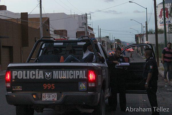 Arrestan a sujeto con 73 envoltorios de droga