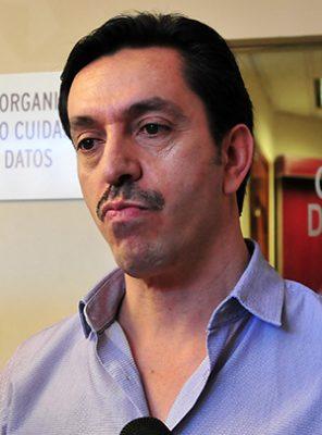 Acude al IEE David Figueroa para participar en juicio oral