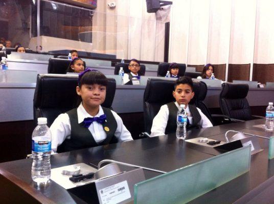 Propone Congreso infantil no venta de comida chatarra en escuelas