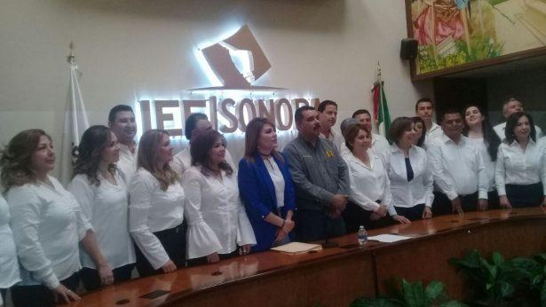 Registra el IEE a candidatos a diputados Por Sonora al Frente PAN-PRD