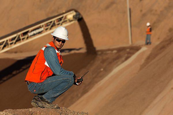 Suspenden operaciones de mina La Pitalla