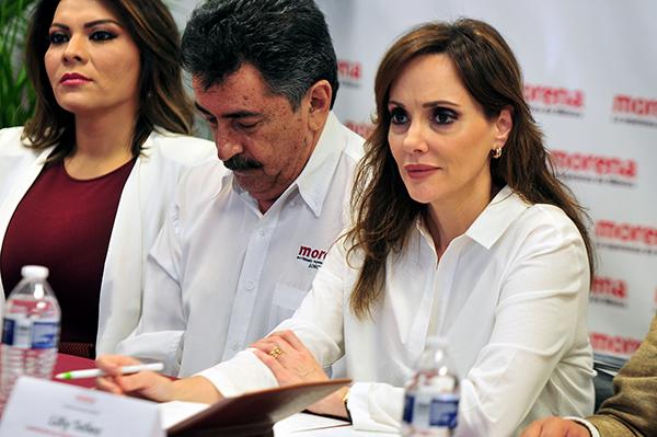 Presentarán Durazo y Téllez declaración