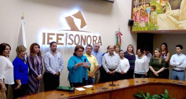 Registra IEE a Mirna Rea como candidata a la alcaldía de Hermosillo