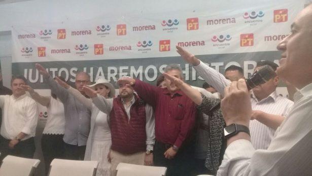 Da a conocer coalición Todos Por México en Sonora su equipo de trabajo