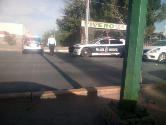 #lamentable …Muere conductor en cruce de Solidaridad e Ignacio Salazar