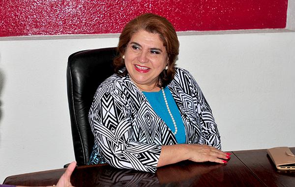 """Orgullosa de ser """"changarrera"""": Myrna Rea"""