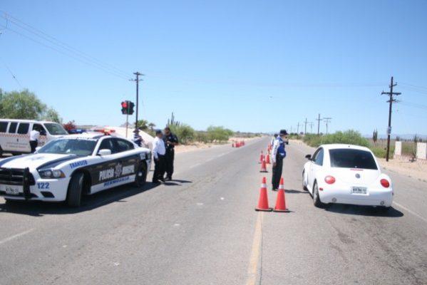 Culmina operativo de Semana Santa con un flujo de vehicular de 117 mil automovilistas