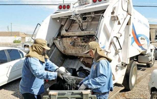 Se regulariza recolección de basura en la ciudad