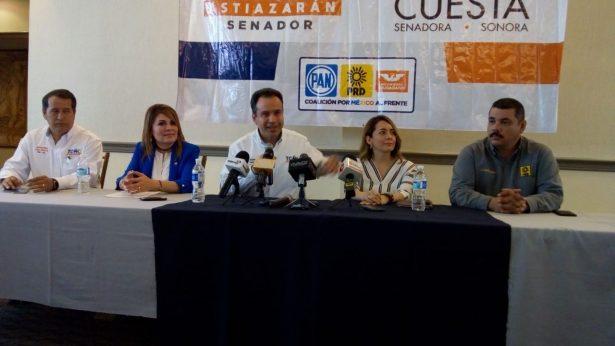 Iniciarán proceso para explusar del PAN a Carolina Lara