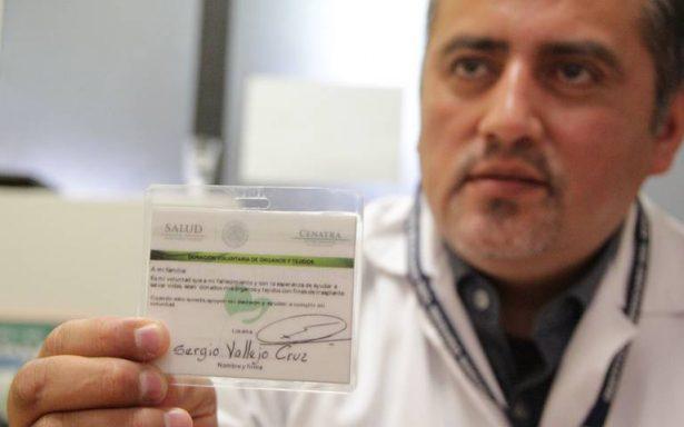 Hay en el país más de 21 mil pacientes esperando un transplante de órgano