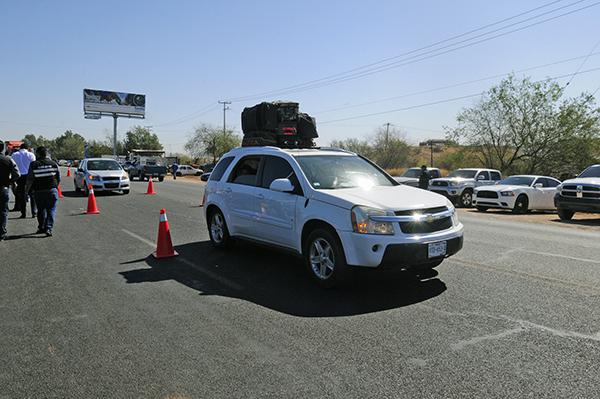 Cuida Coepra retorno de  vacacionistas en Sonora