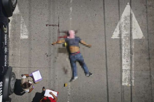 Violencia en México se dispara en primer bimestre de 2018 con 4 mil 206 homicidios