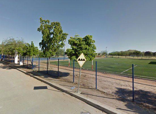 Progresa la restauración de unidad deportiva de colonia Portales