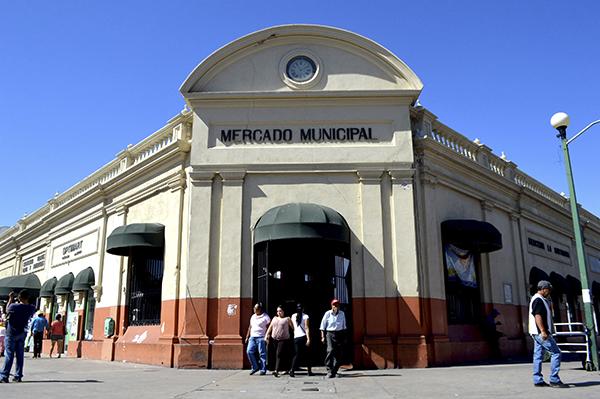 Siguen sin llegar los recursos para rehabilitación del Mercado Municipal
